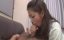 Japanese Naughty Girl Loves To Suck